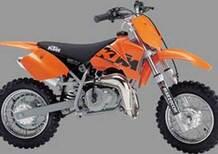 KTM Mini Adventure 50 (2002 - 04)
