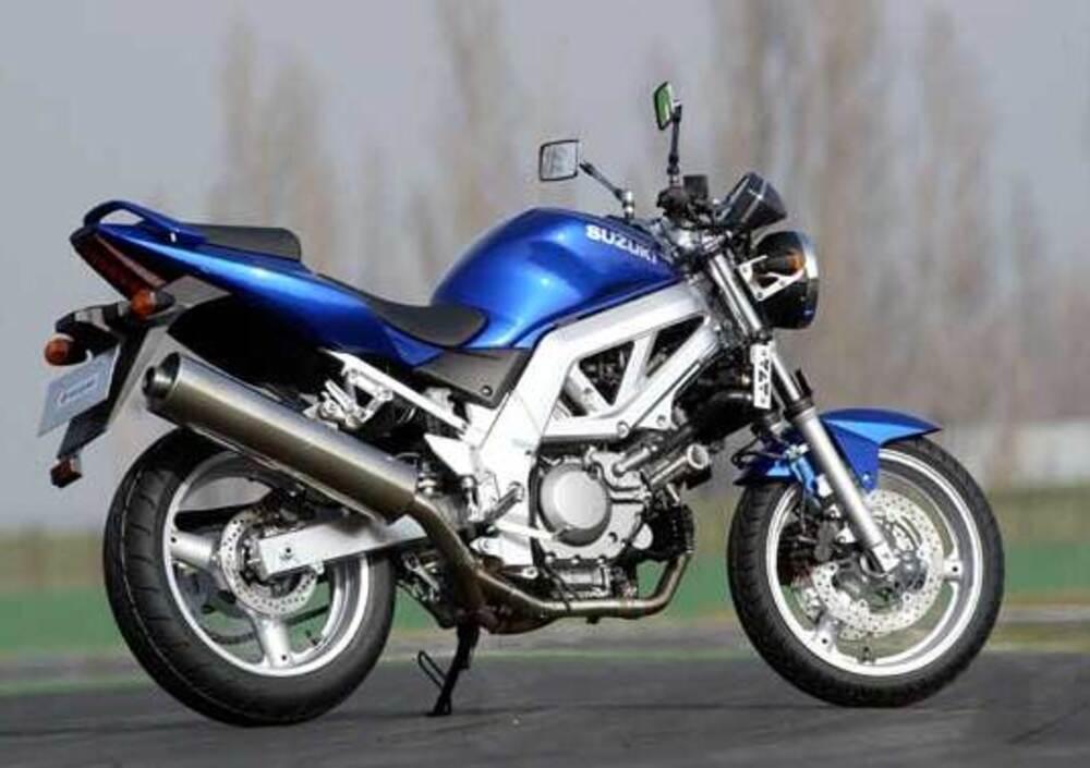 2006 Suzuki SV 650 S - Moto.ZombDrive.COM