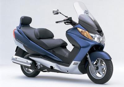 Suzuki Burgman AN 250