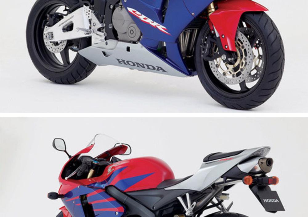 Honda Cbr 600 Rr 2005 06 Prezzo E Scheda Tecnica Motoit