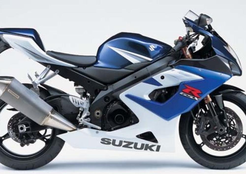 Suzuki GSX R 1000 (2005 - 06)