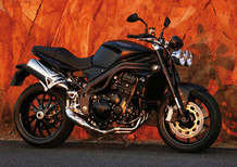 Triumph Speed Triple 1050 (2005 - 11)