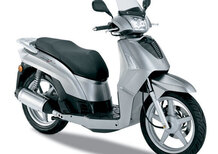 Kymco People S 125 (2005 - 06)