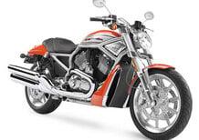 Harley-Davidson 1130 Street Rod VRSCR (2006 - 07)