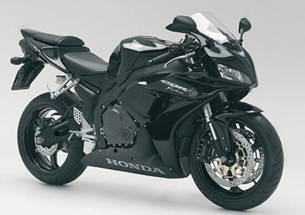 honda cbr 1000 rr 2006 07 prezzo e scheda tecnica. Black Bedroom Furniture Sets. Home Design Ideas