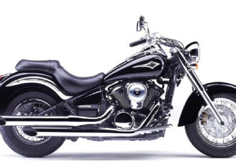 kawasaki vn 900 classic (2006 - 10), prezzo e scheda tecnica - moto.it