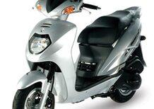 Sym Euro MX 125