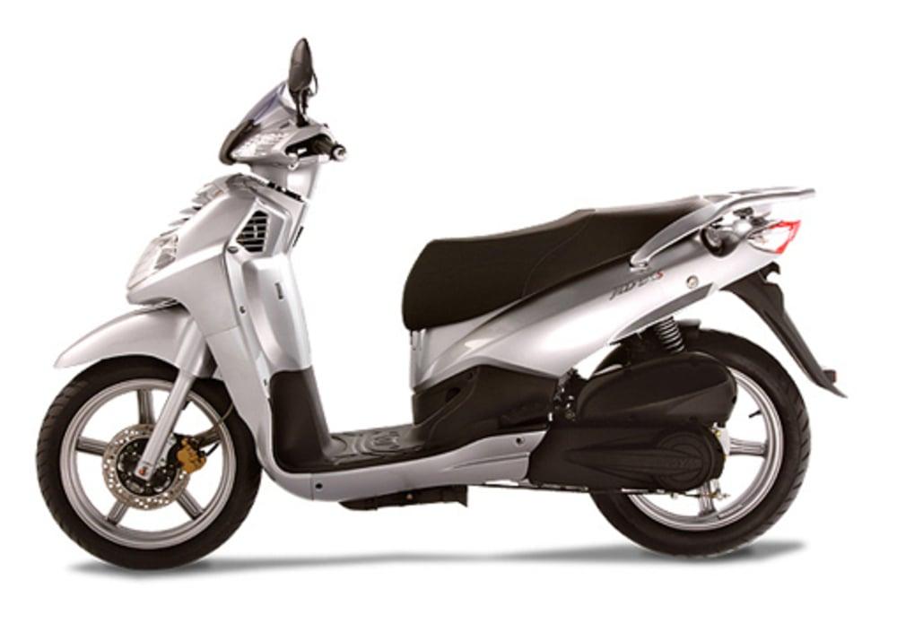 Sym HD 200 (2006 - 10)