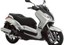 Yamaha X-Max 125 (2006 - 09)