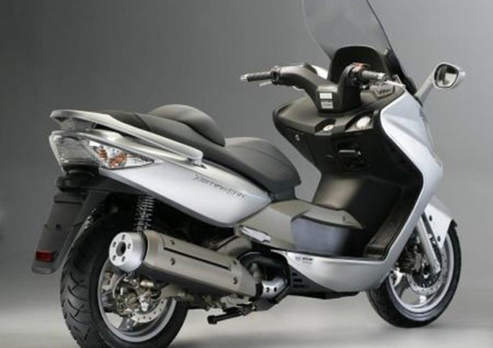 kymco xciting 500 i (2007 - 11), prezzo e scheda tecnica - moto.it