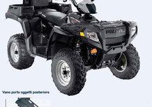 Polaris Sportsman X2 800EFI E Standard (2007 - 11)