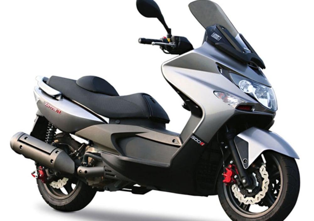 kymco xciting 500i r (2007 - 14), prezzo e scheda tecnica - moto.it