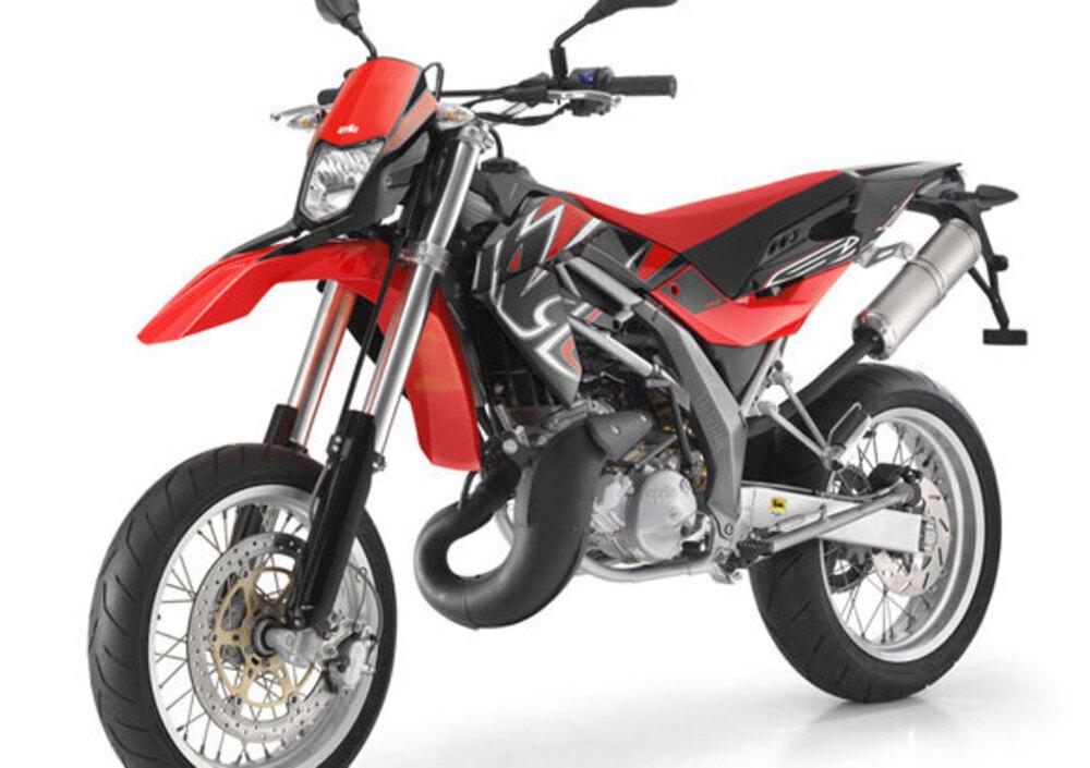 Aprilia SX 125 (2007 - 13)