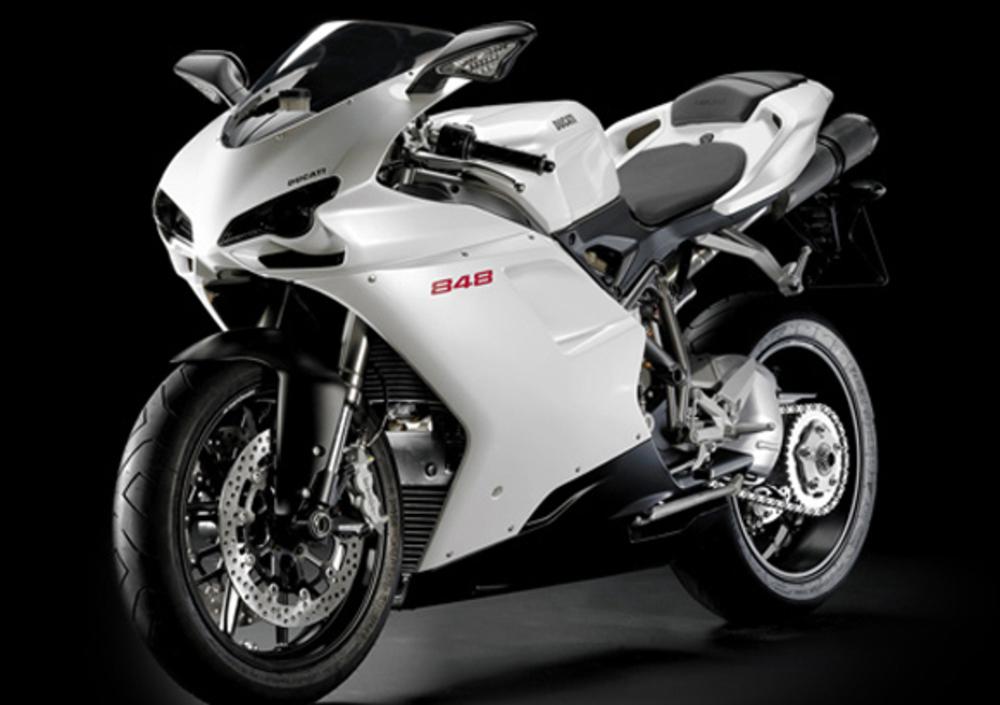 Ducati 848 (2007 - 13)