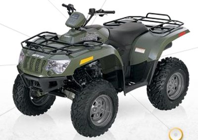 Arctic Cat 400 4x4