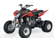 Arctic Cat 400 DVX