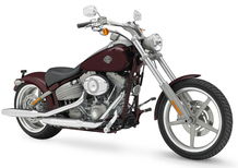 Harley-Davidson FXCW Softail Rocker