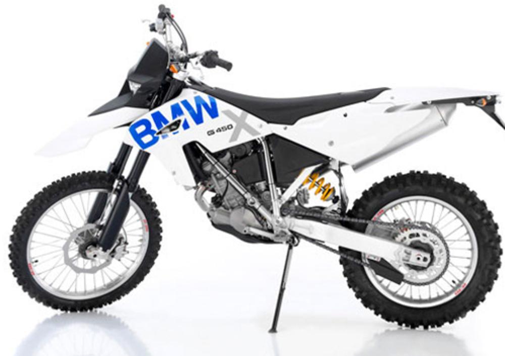 Bmw G 450 X (2008 - 09)