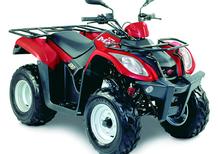 Kymco MXU 50 (2007 - 14)