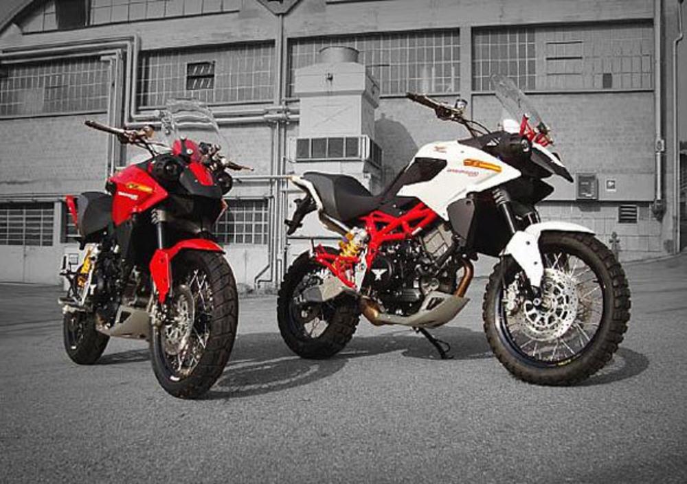 Moto Morini Granpasso 1200 (2010 - 19) (4)