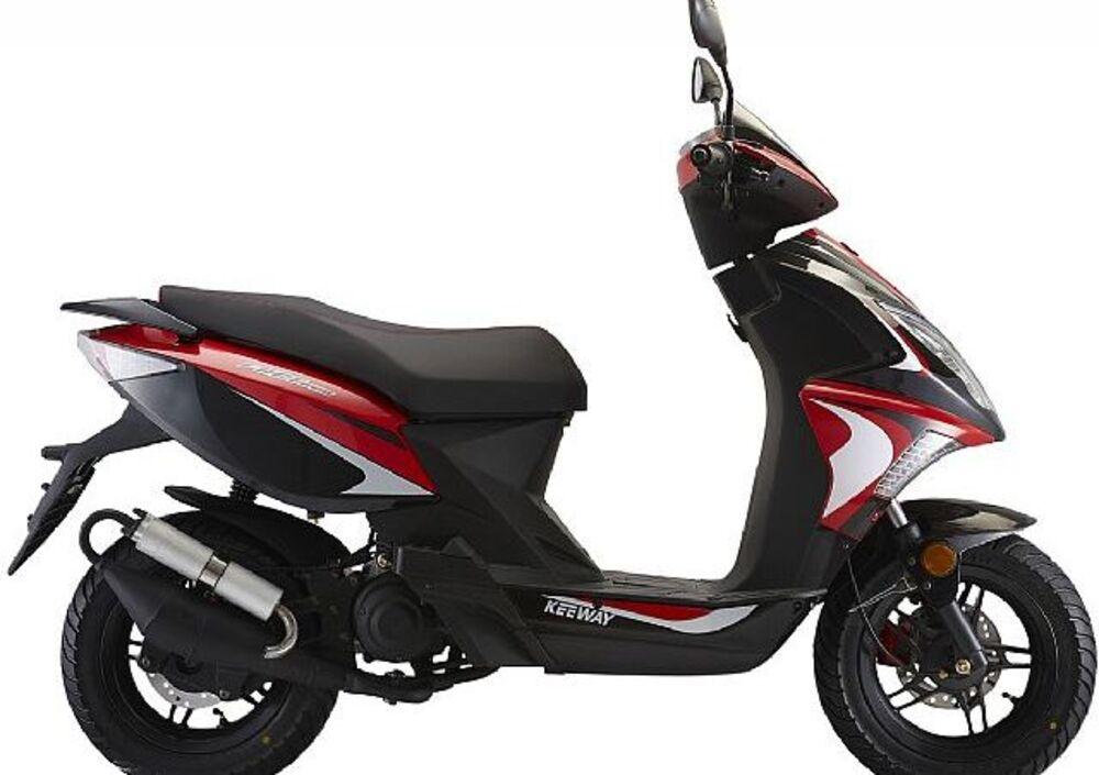 Keeway Motor F-Act 50 cc 2t Evo Sport (2009 - 18) (2)