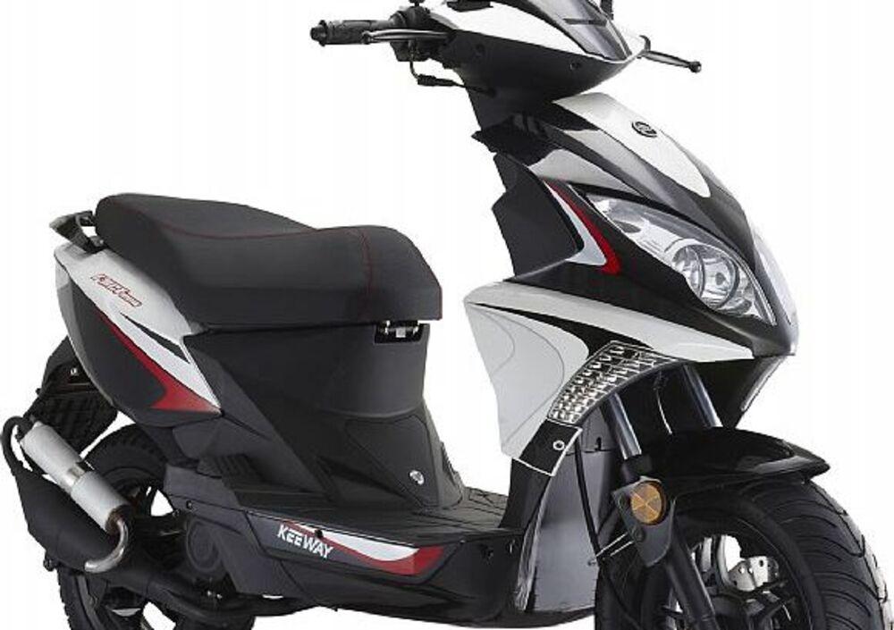 Keeway Motor F-Act 50 cc 2t Evo Sport (2009 - 18) (5)