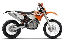 KTM EXC 450 R (2011)