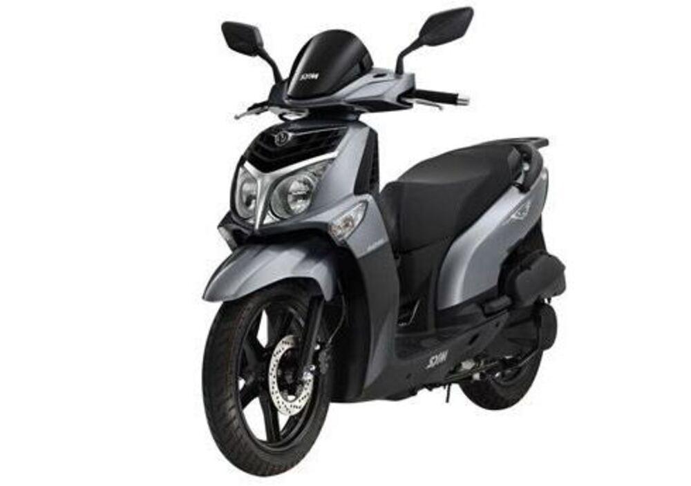 Sym HD2 200 i (2010 - 17)