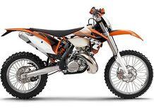 KTM EXC 200 (2012)