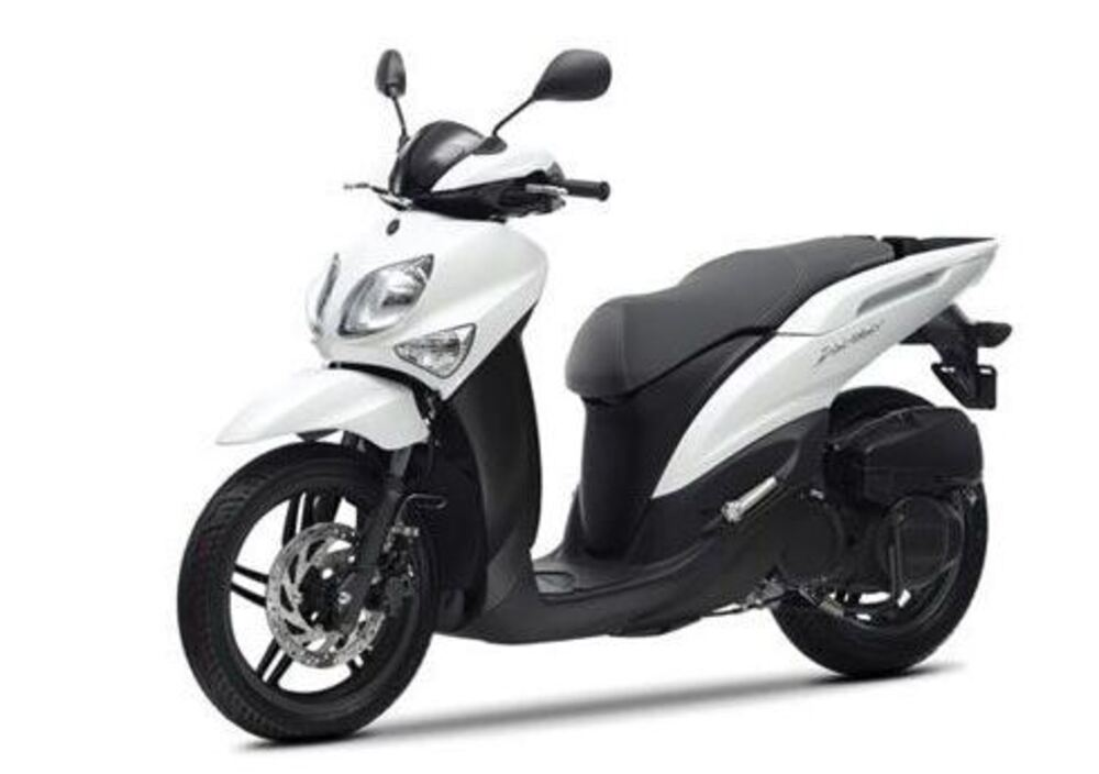 Yamaha Xenter 125 (2011 - 14) (4)