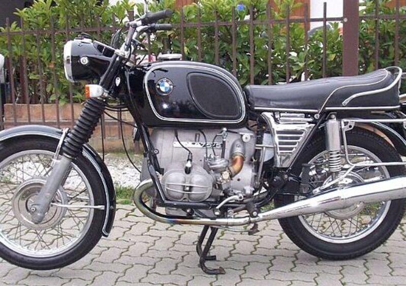 Bmw R 75 5 Prezzo E Scheda Tecnica Moto It