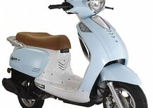 Keeway Motor Agorà 50 cc 4t (2011 - 13)