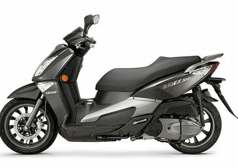 Keeway Motor Index 350 (2012 - 16) (2)