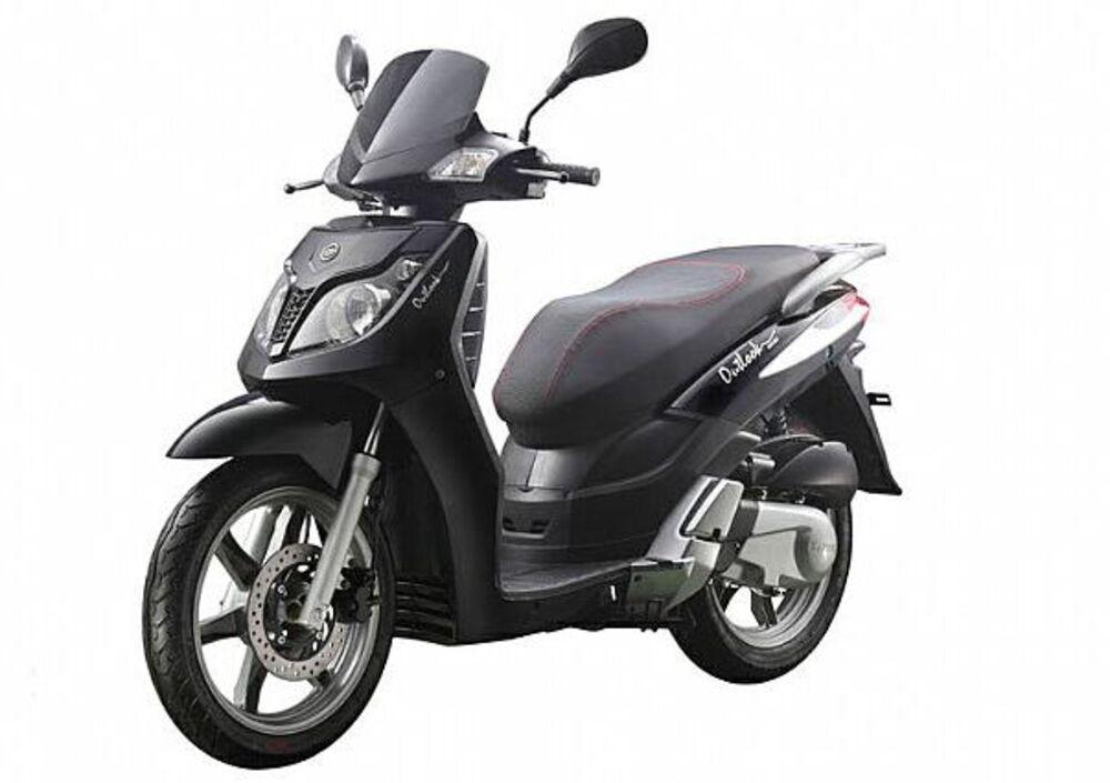 Keeway Motor Dierre 150 EFI