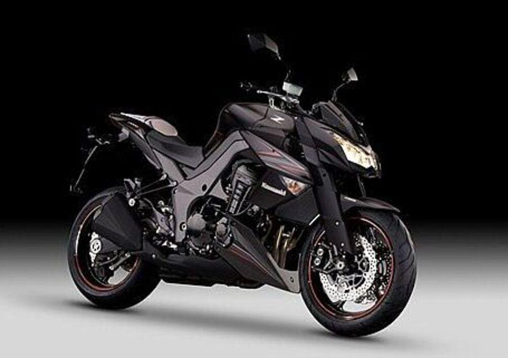 Kawasaki Z 1000 ABS (2010 - 13)