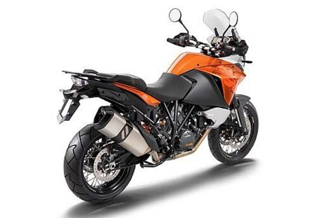 ktm 1190 adventure (2013 - 16), prezzo e scheda tecnica - moto.it