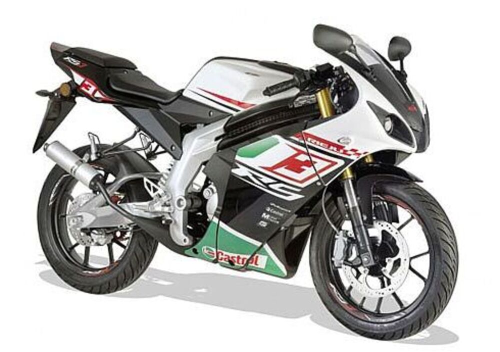 Rieju RS3 50 Pro (2013 - 17)