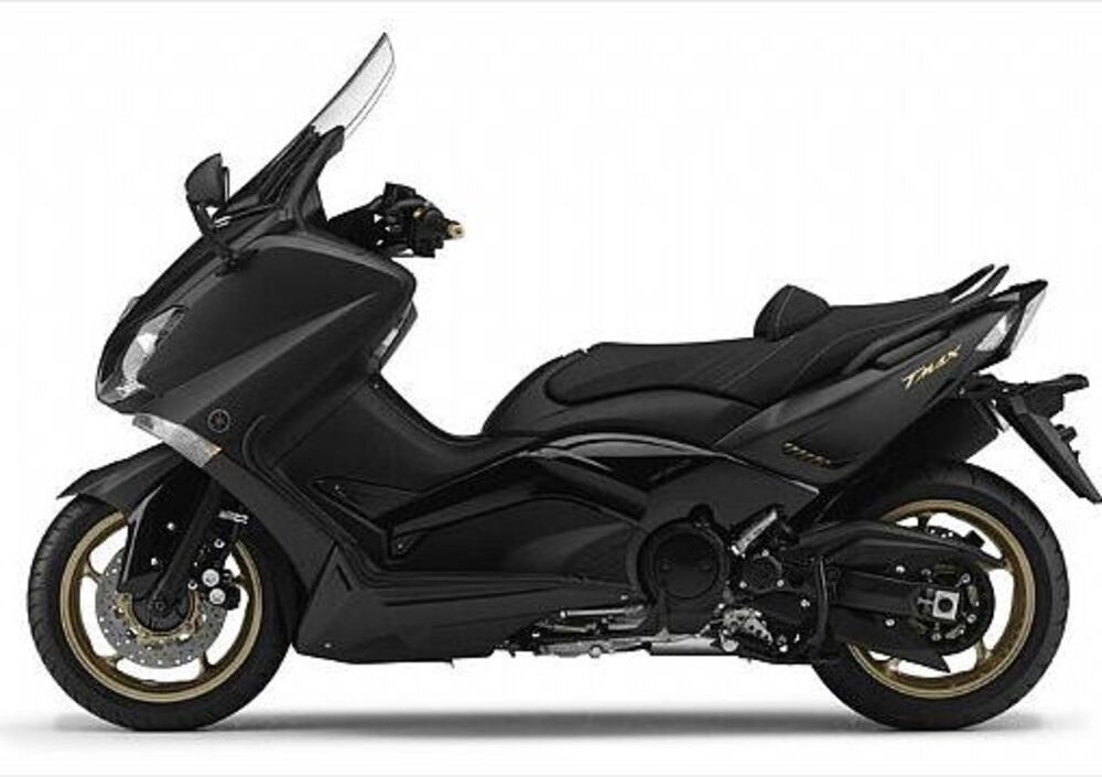 yamaha t max black max 530 abs 2012 14 prezzo e. Black Bedroom Furniture Sets. Home Design Ideas