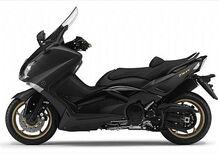 Yamaha T-Max Black Max 530 ABS (2012 - 14)