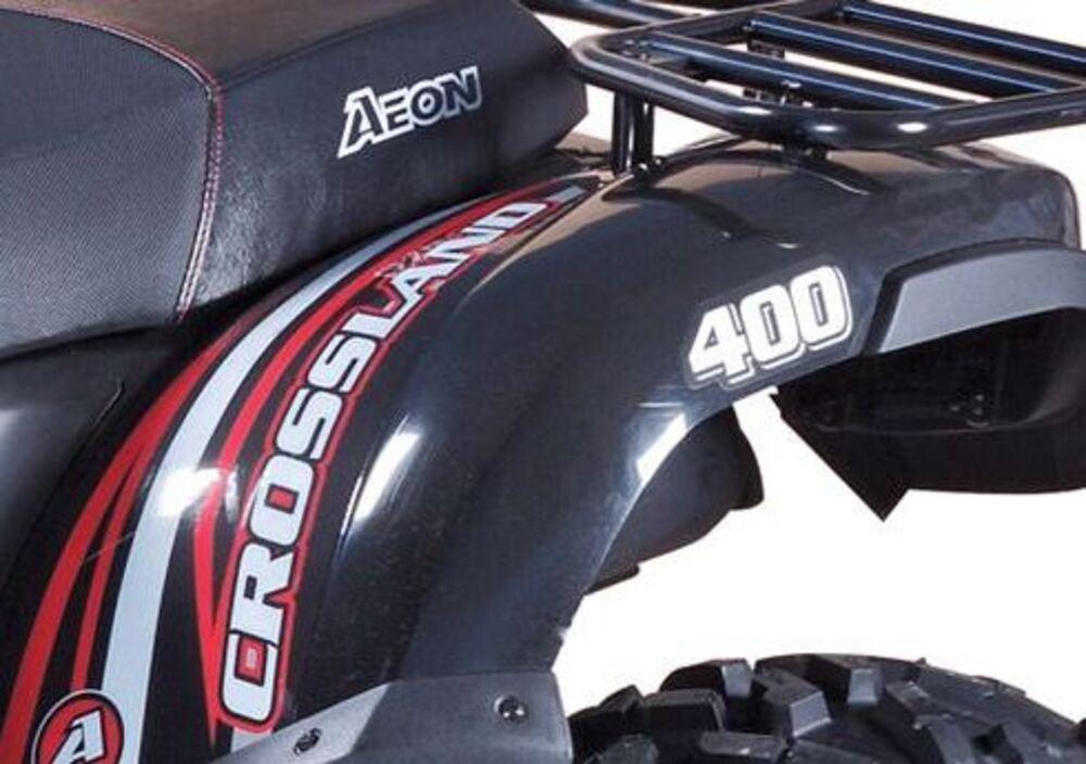 Aeon Crossland 400 4X4 (2008 - 17) (5)