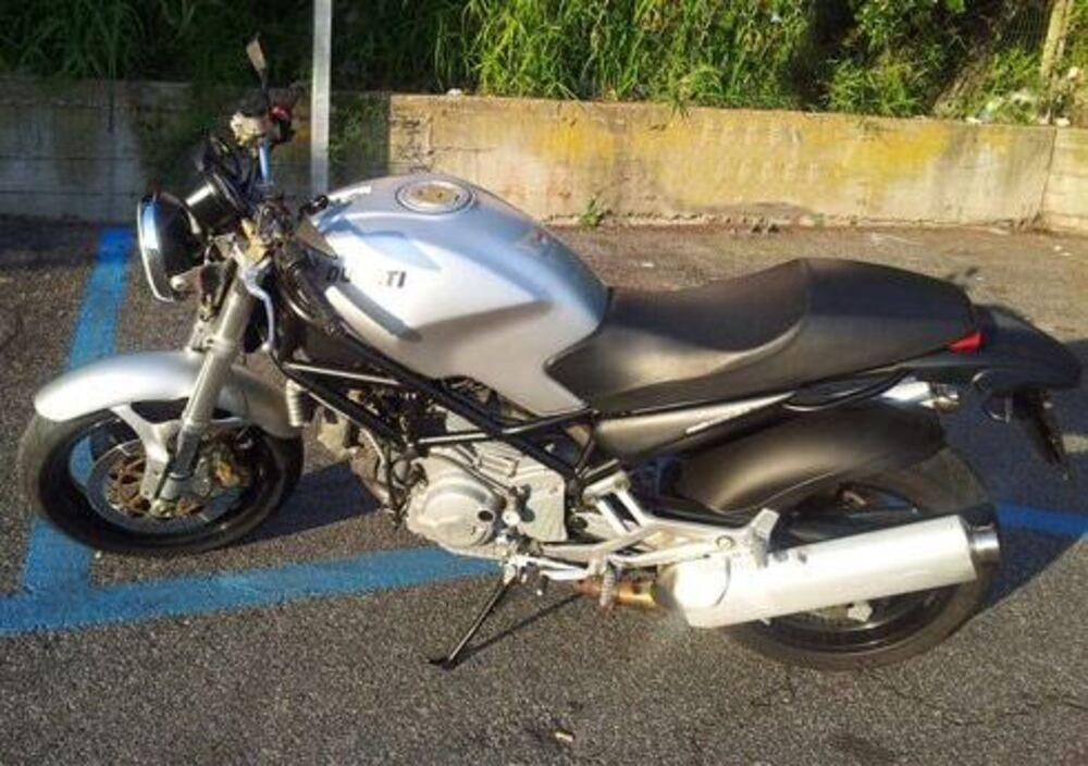 Ducati Monster 1000 DS (2003 - 05)