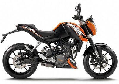KTM 200 Duke