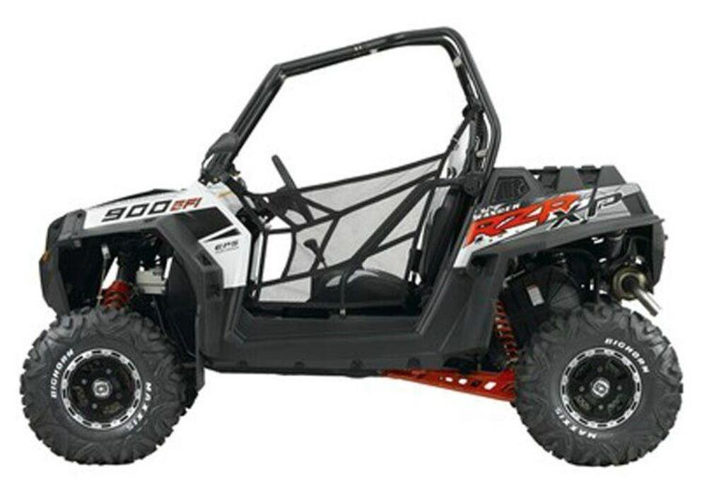 Polaris Ranger RZR 900 S XP EFI 4x4 (2008 - 13) (3)