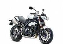 Triumph Speed Triple 1050 ABS (2011 - 15)