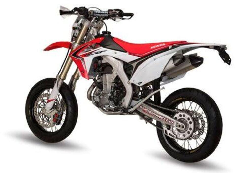 Honda CRF 500 R Supermoto (2014) (3)