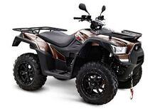Kymco MXU 700i (2013 - 14)