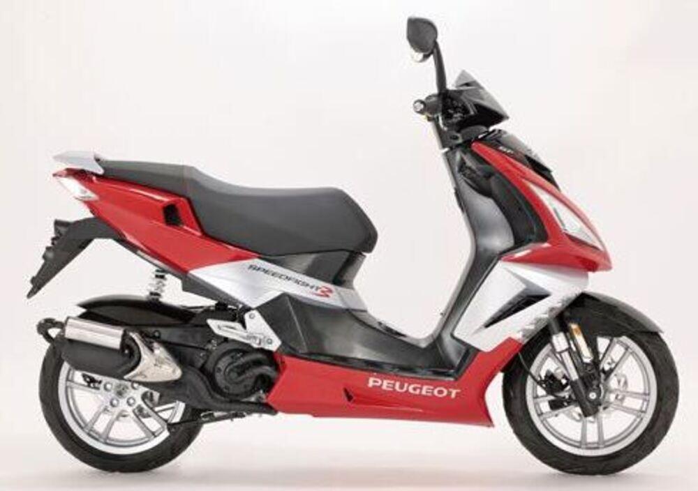 Peugeot Speedfight 3 125 (2014 - 17) (2)