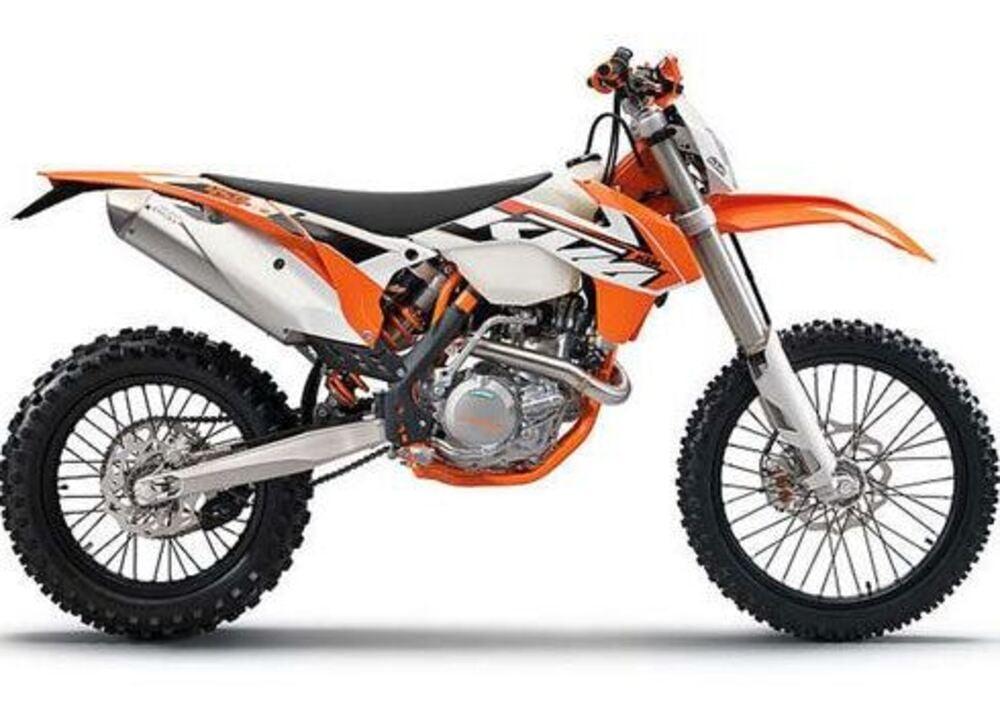 KTM EXC 450 (2015)
