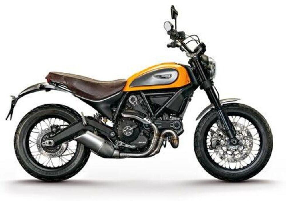 Ducati Scrambler Classic 2015 16 Prezzo E Scheda Tecnica Motoit