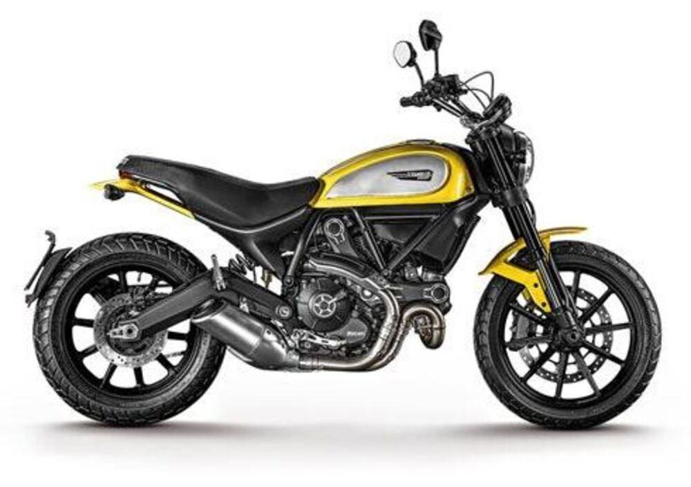 Ducati Scrambler Icon (2015 - 16) (3)